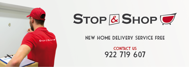 New home delivery service free 922 719 607